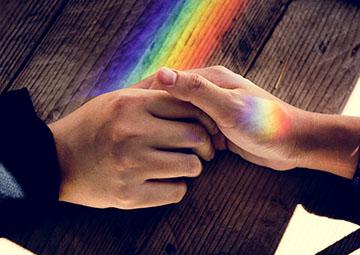 Особенные люди («Все цвета радуги»)