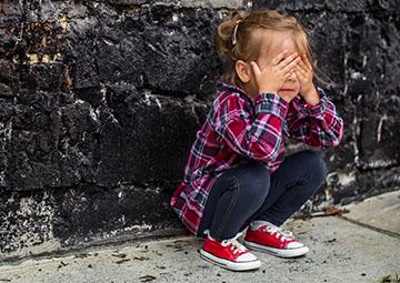 Роль стресса в развитии кожных неврозов у детей